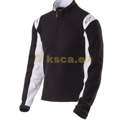 Bild von Alpinestars Downforce Fleece Pulli Schwarz
